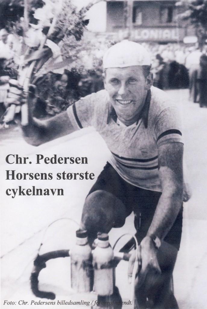 Plancheudstilling - Chr. Pedersen