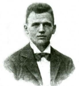Ernst Schultz - OL bronzevinder ved OL 1900