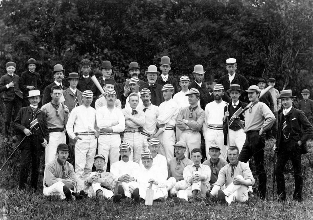 Horsens ældste idrætsbillede 1889